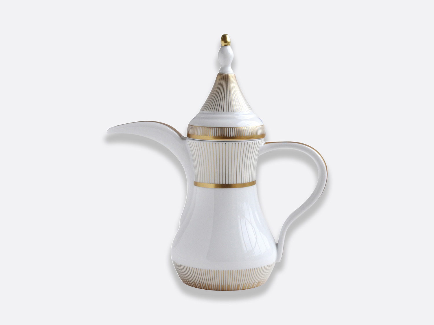 China Oriental coffee pot H. 23,5 cm 50 cl of the collection Sol | Bernardaud