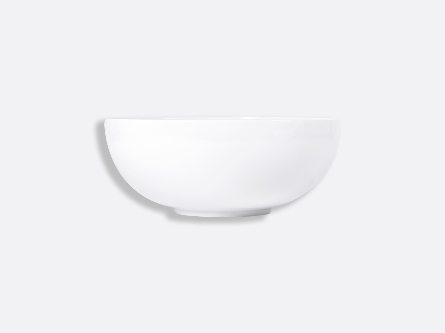 Bol 1 L en porcelaine de la collection DOMUS BLANC Bernardaud