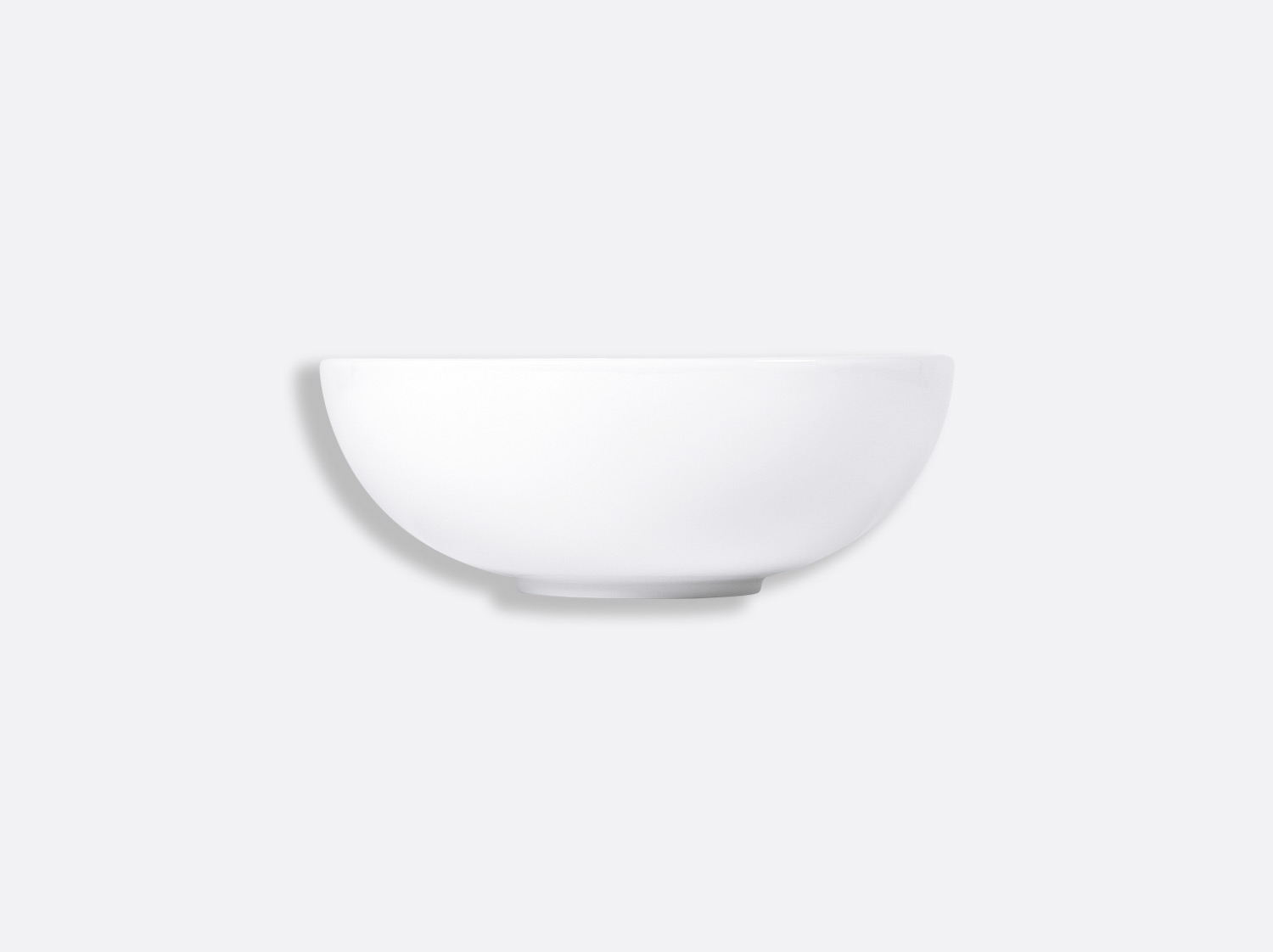 Bol 65 cl en porcelaine de la collection DOMUS BLANC Bernardaud