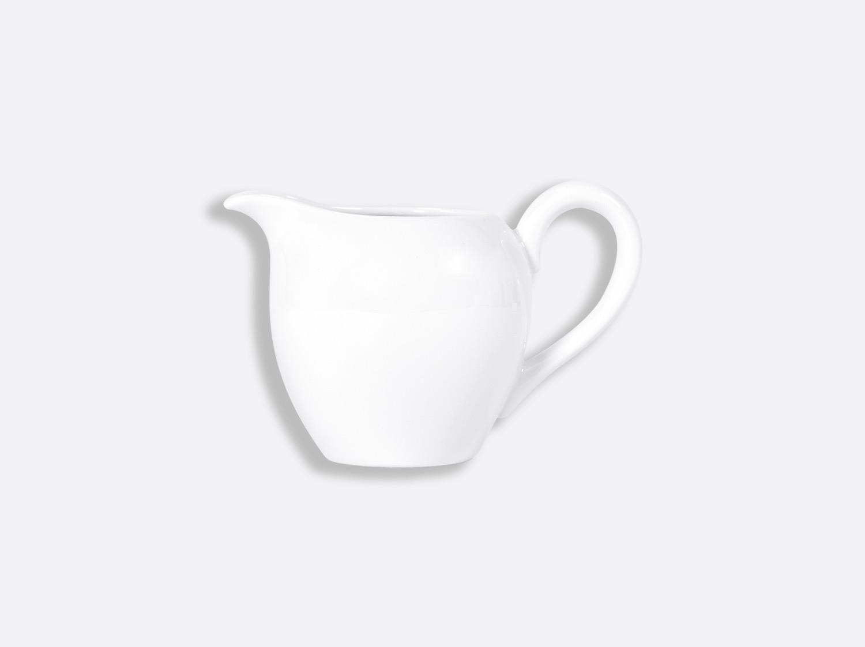 Crémier Boule 20 cl en porcelaine de la collection BOULE BLANC Bernardaud