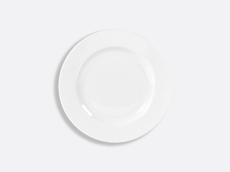 Assiette plate 16 cm en porcelaine de la collection PHOEBE BLANC Bernardaud