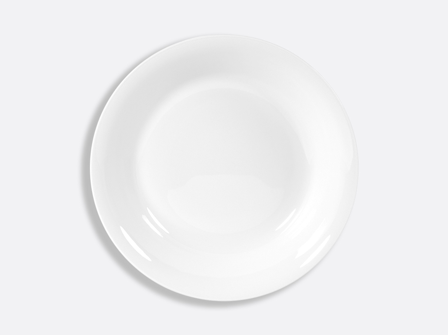 China Open vegetable dish 80 cl of the collection Blanc | Bernardaud