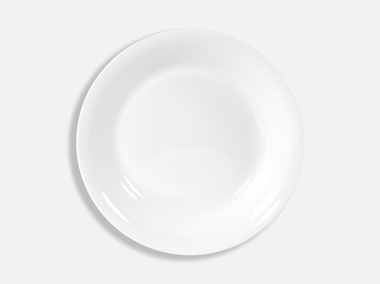Compotier creux 1,3 L en porcelaine de la collection PHOEBE BLANC Bernardaud