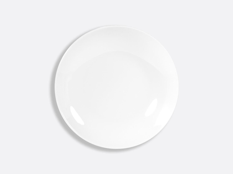 Assiette à pâtes 22,4 cm en porcelaine de la collection PHOEBE BLANC Bernardaud
