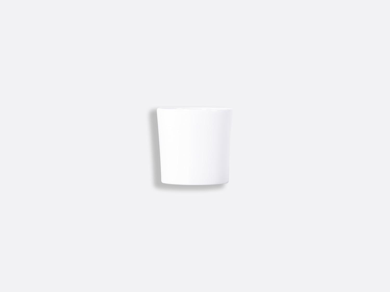 Pot à sucre Galerie 8 cl en porcelaine de la collection PHOEBE BLANC Bernardaud