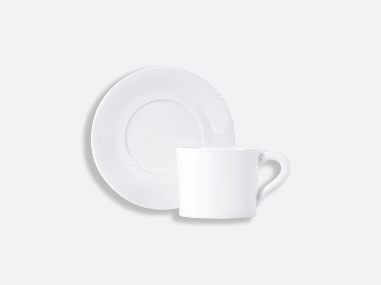 China Tea saucer only Galerie of the collection Blanc | Bernardaud