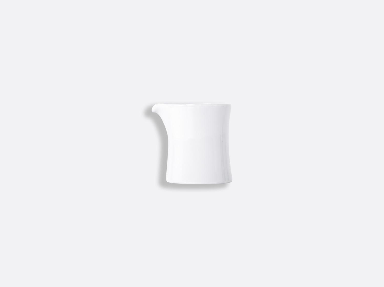 Crémier Galerie sans anse 8 cl en porcelaine de la collection PHOEBE BLANC Bernardaud