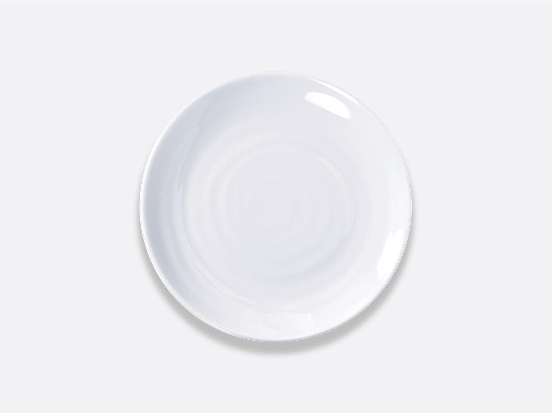 Assiette coupe 16 cm en porcelaine de la collection Origine Bernardaud