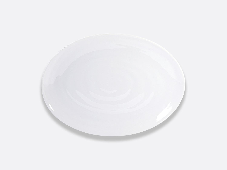 "China Oval platter 13.8"" of the collection Origine | Bernardaud"