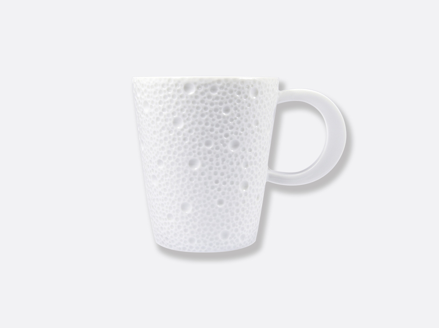 Mug 25 cl en porcelaine de la collection ECUME BLANC Bernardaud