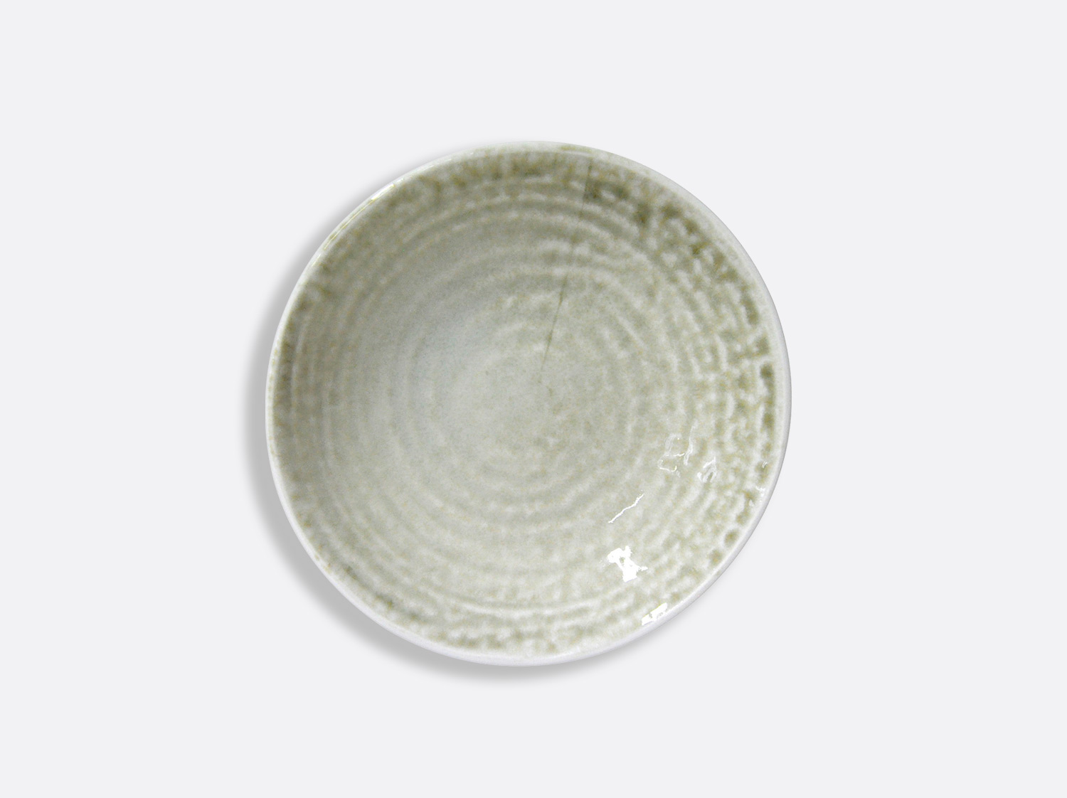 Assiette Celsius Celadon 16 cm en porcelaine de la collection CELADON Bernardaud