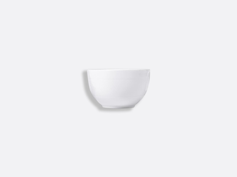 Sucrier 18 cl en porcelaine de la collection ATLANTIDE BLANC Bernardaud