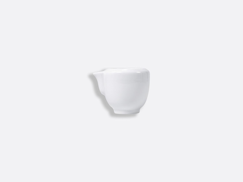 China Creamer 3 oz of the collection Atlantide blanc | Bernardaud