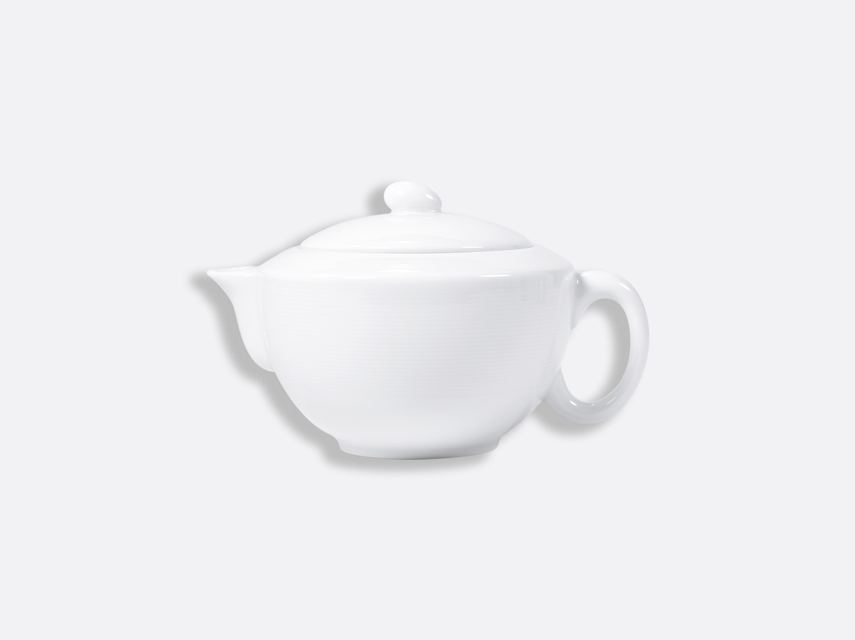 China Teapot 2 cups 45 cl of the collection Atlantide blanc | Bernardaud