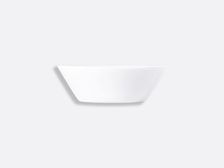 Coupelle à macaron haute 15 cl en porcelaine de la collection FANTAISIES BLANCHES Bernardaud