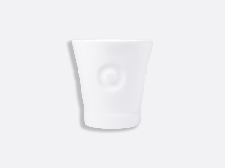 Gobelet Eolie 25 cl en porcelaine de la collection FANTAISIES BLANCHES Bernardaud