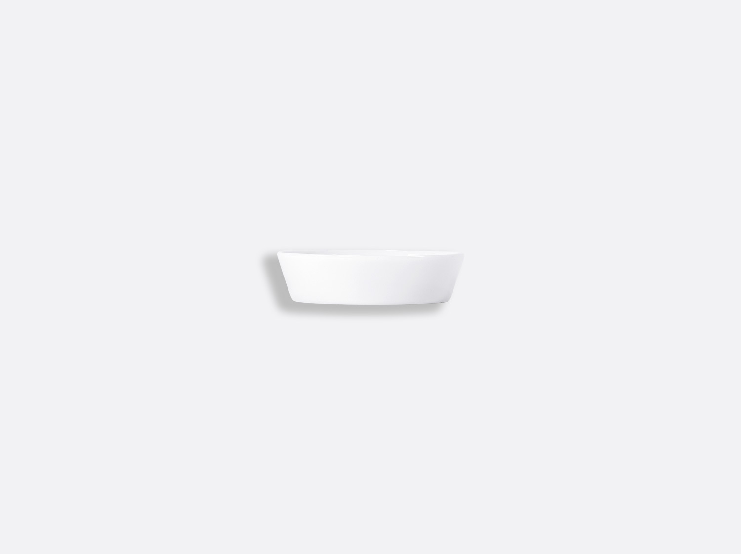 China Stackable saucer 8 cm of the collection Fantaisies blanches | Bernardaud