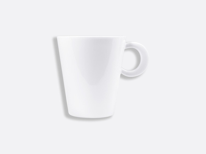 Mug Opus 20 cl en porcelaine de la collection FANTAISIES BLANCHES Bernardaud