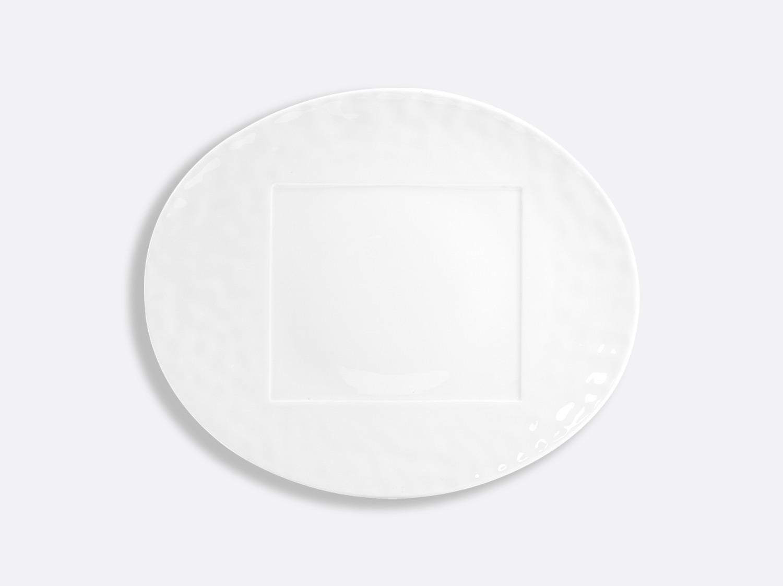 China Oval plate 32 cm of the collection Empreinte | Bernardaud