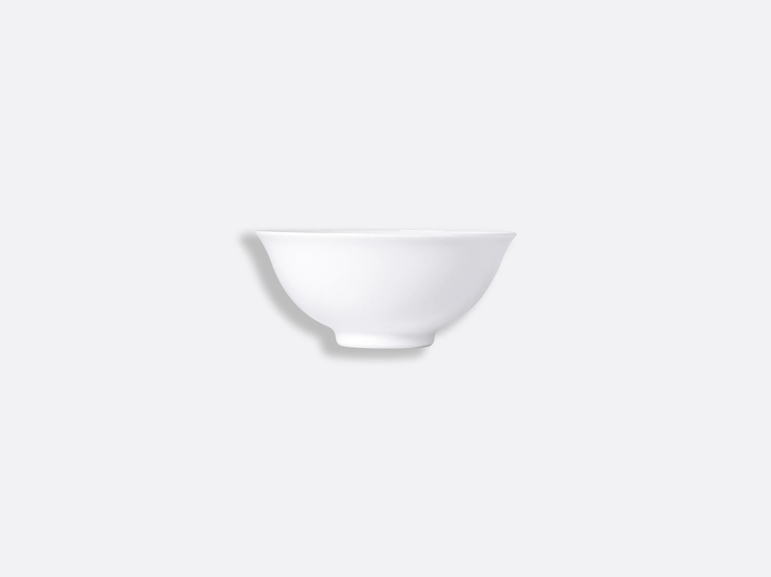 Bol à riz 20 cl en porcelaine de la collection JI QING BLANC Bernardaud