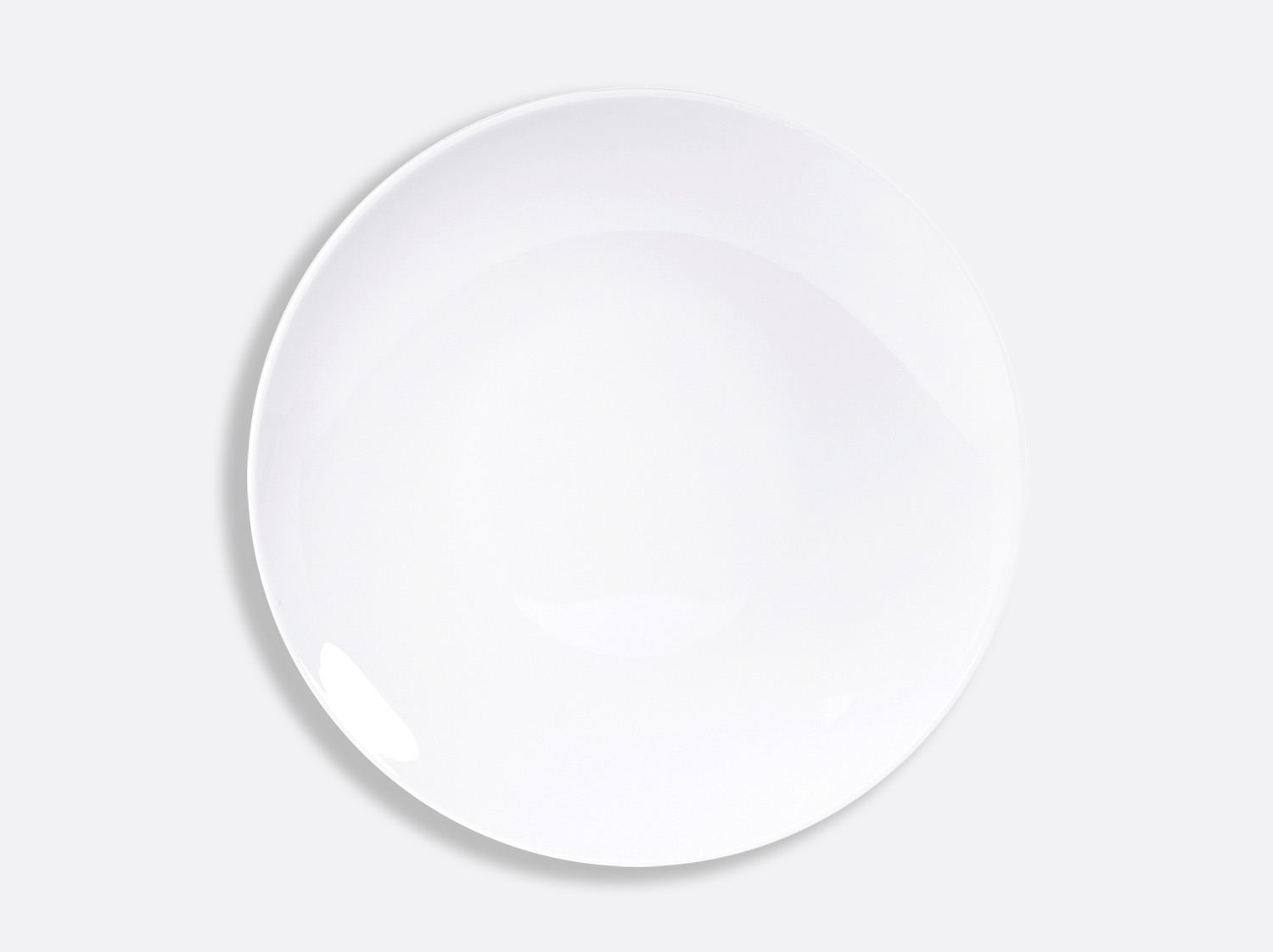 China Zarzuela platter 29 cm of the collection Ji qing blanc | Bernardaud