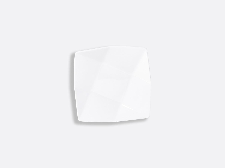 "China Cavanna tray 5"" x 5"" of the collection Fusion blanc | Bernardaud"