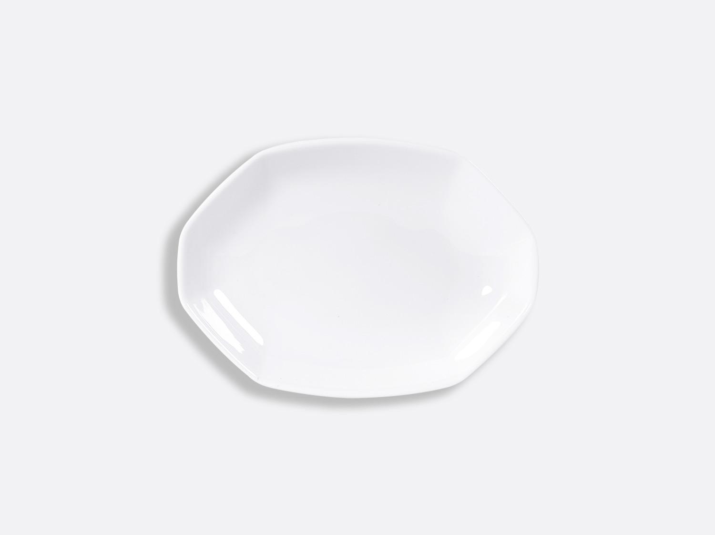 Ravier 18 x 13 cm en porcelaine de la collection PROVENCE BLANC Bernardaud