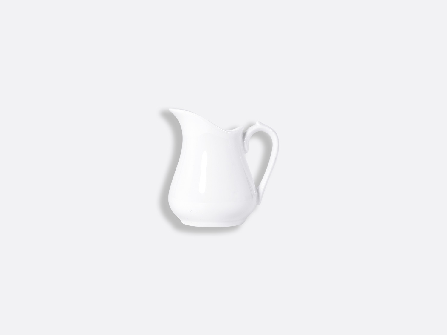 China Creamer 18 cl of the collection Provence blanc | Bernardaud