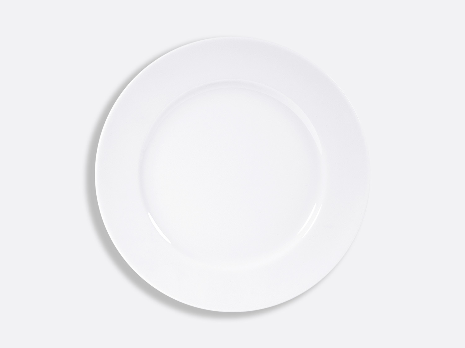 China Plate 10.5'' of the collection Provence blanc | Bernardaud
