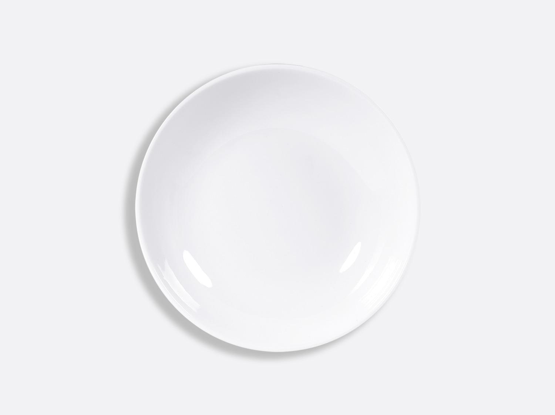 Assiette creuse calotte 18,5 cm en porcelaine de la collection PROVENCE BLANC Bernardaud