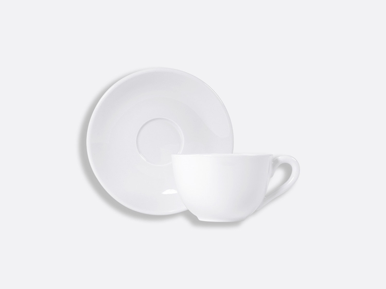 China Teacup extra 20 cl of the collection Provence blanc | Bernardaud