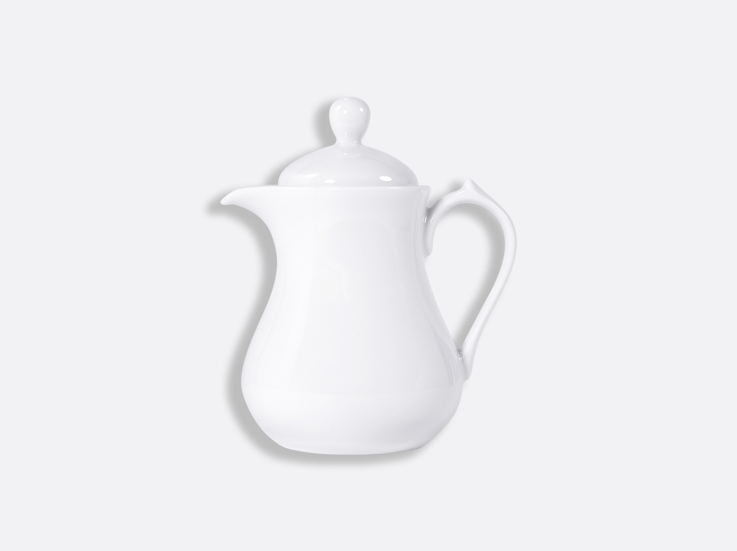 China Coffee pot 2 cups 40 cl of the collection Provence blanc | Bernardaud