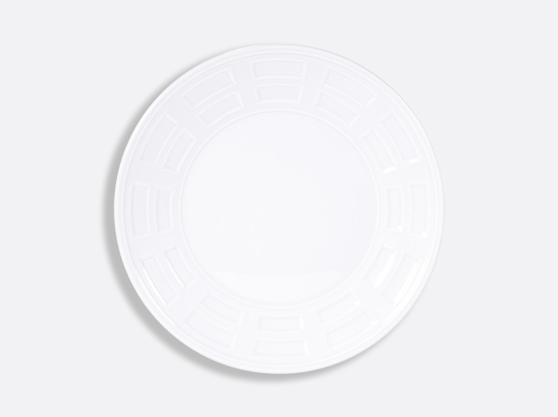Assiette plate 26 cm en porcelaine de la collection ATHOS BLANC Bernardaud