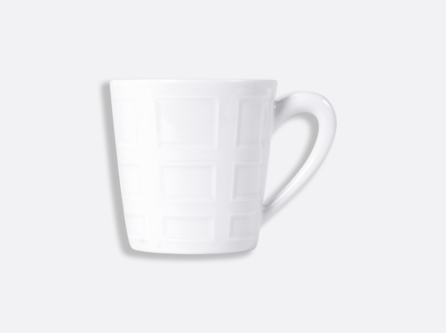 Mug 25 cl en porcelaine de la collection ATHOS BLANC Bernardaud