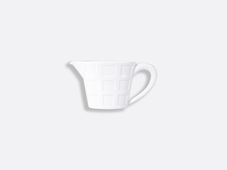 China Creamer 8.5 oz of the collection Athos blanc | Bernardaud