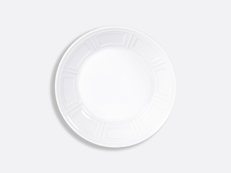 Assiette creuse calotte 19 cm en porcelaine de la collection ATHOS BLANC Bernardaud