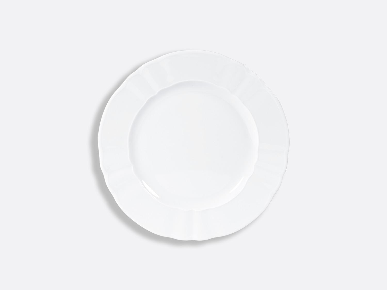 Assiette plate 16 cm en porcelaine de la collection L.15 BLANC Bernardaud