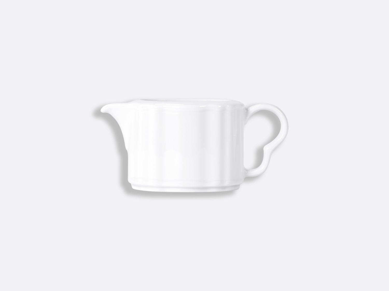 Cremier 18 cl en porcelaine de la collection L.15 BLANC Bernardaud