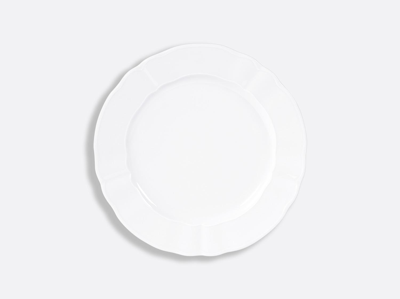 Assiette plate 21 cm en porcelaine de la collection L.15 BLANC Bernardaud