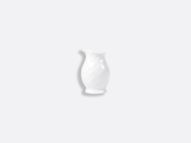 Crémier 8 cl en porcelaine de la collection OSIER BLANC Bernardaud