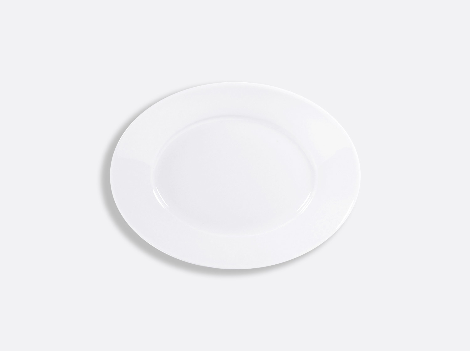 China Relish dish 21.5 cm of the collection Astre blanc | Bernardaud