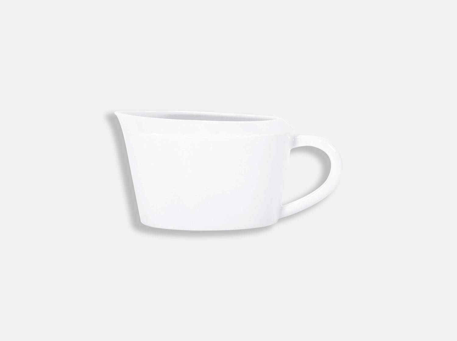 China Gravy boat 30 cl of the collection Astre blanc | Bernardaud