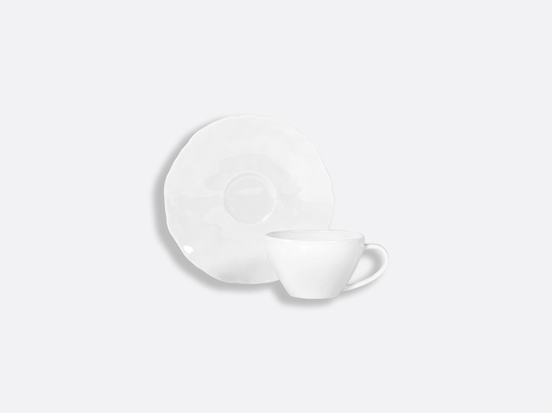 China Espresso cup and saucer 3 oz of the collection Empreinte | Bernardaud
