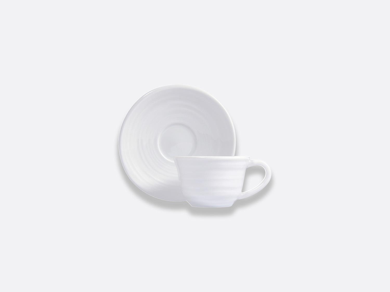 China Espresso cup and saucer 2.5 oz of the collection Origine | Bernardaud