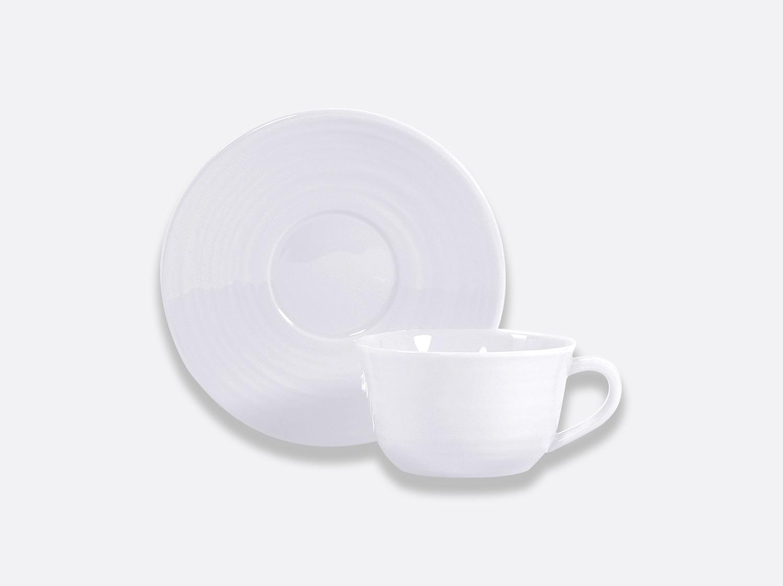 China Teacup and saucer 7 oz of the collection Origine | Bernardaud