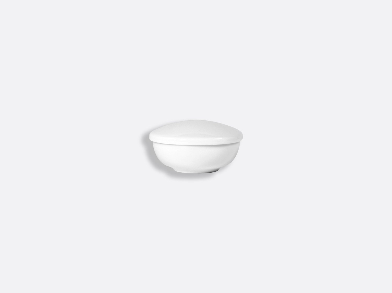 Bol à Chan 5 cl en porcelaine de la collection JIN BLANC Bernardaud
