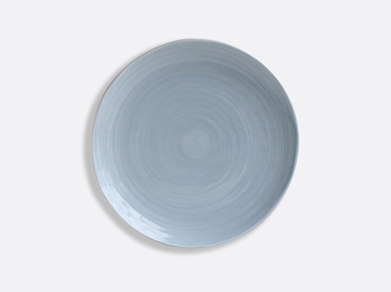 Assiette à dessert 21 cm - Bleu en porcelaine de la collection Origine bleu Bernardaud