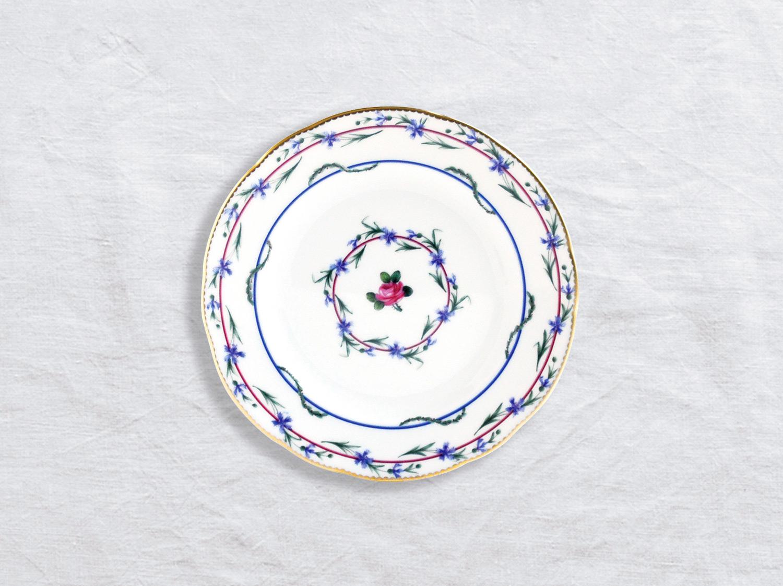 Assiette à pain 16 cm en porcelaine de la collection Gobelet du roy Bernardaud