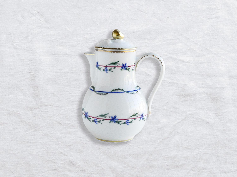 China Pot a creme 6 tasses of the collection Gobelet du roy | Bernardaud