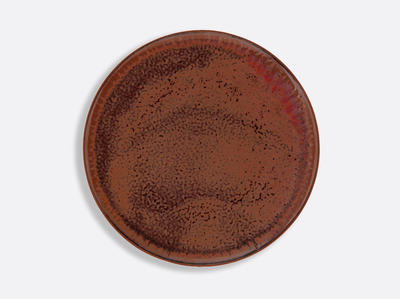 Assiette Domus Castanon 27 cm H. 3 cm en porcelaine de la collection Celsius Castanon Bernardaud